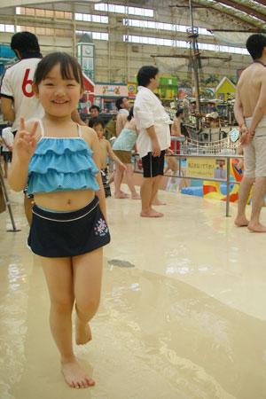 楽しみです。プール