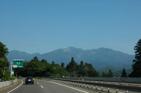 高速から眺める