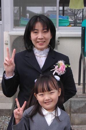 卒園式に行ってきます!!