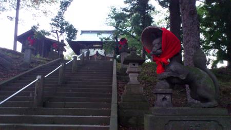 鶴ヶ城稲荷神社