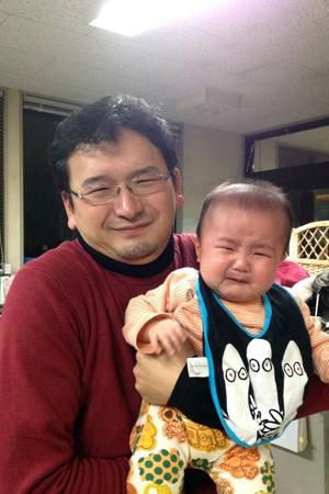 なぜ泣く、、、